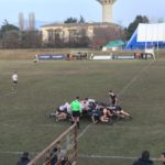 SERIE A RUGBY UDINE vs RUGBY PETRARCA 27-26