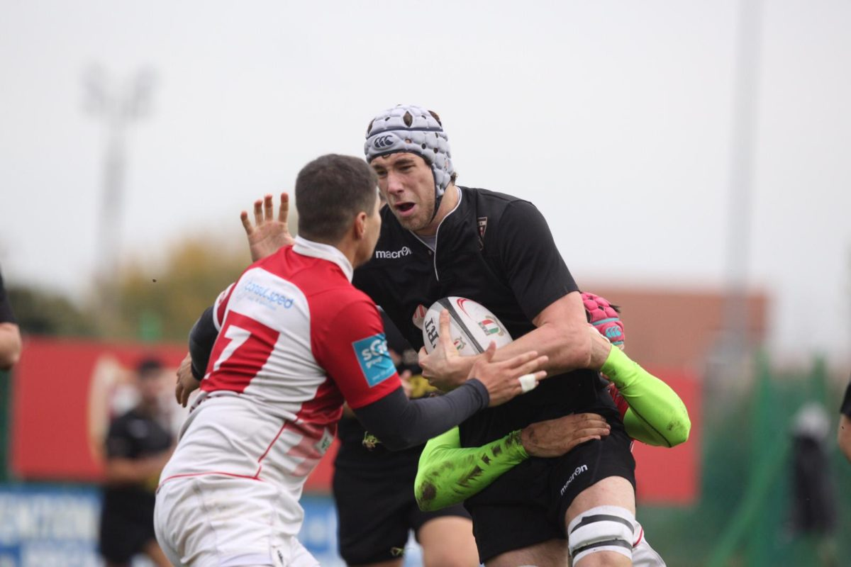 SERIE A – RUGGERS TARVISIUM vs RUGBY PETRARCA