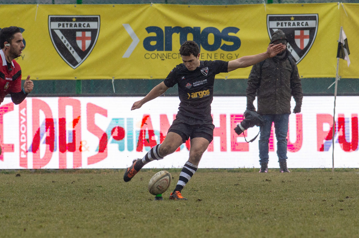 SERIE A – RUGBY PETRARCA vs RUGBY CASALE 25-20