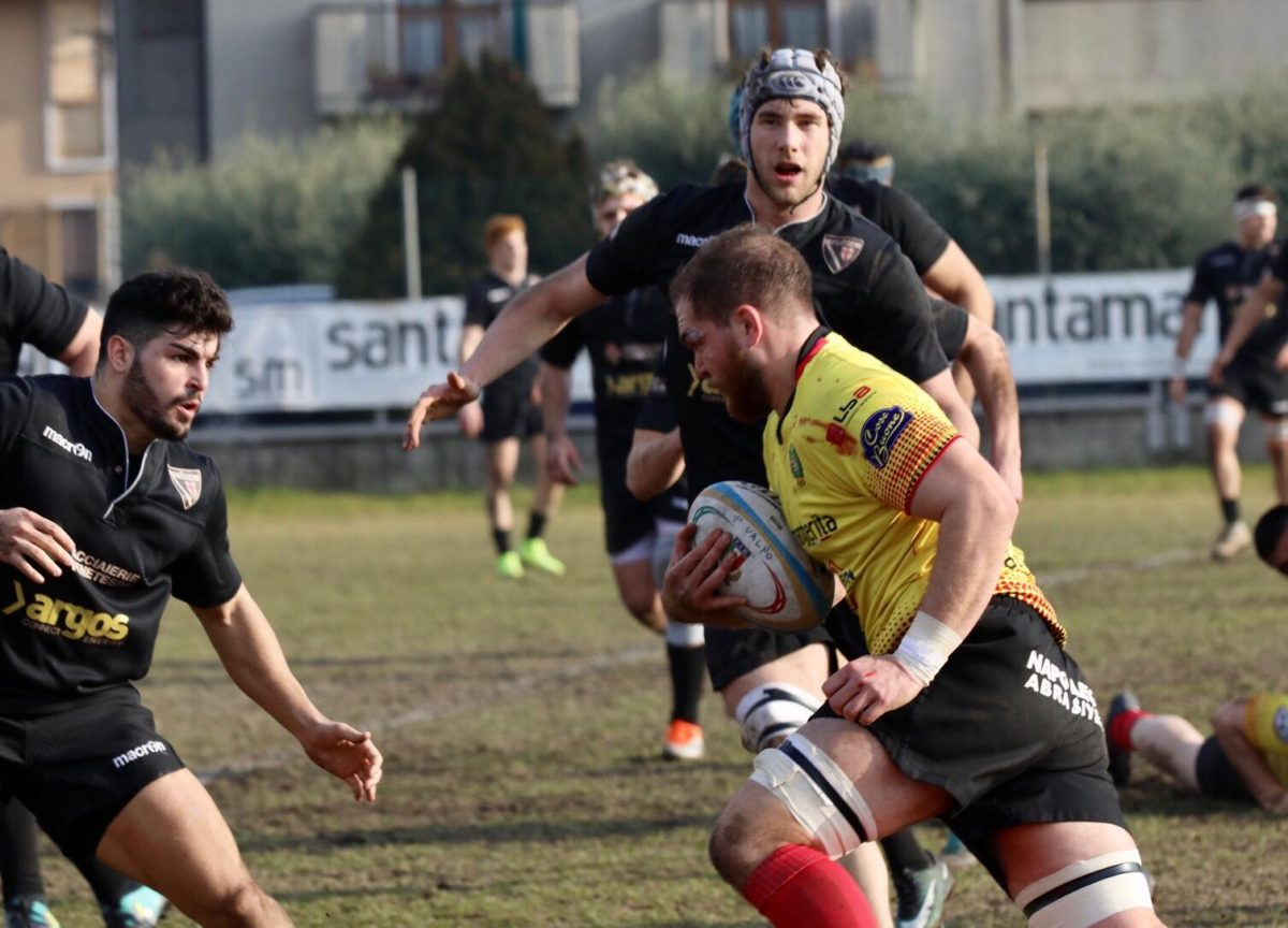 SERIE A – VALPOLICELLA RUGBY 1974 vs RUGBY PETRARCA 26-24